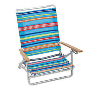 Charleston Babys Away-Beach Chair - 5 position