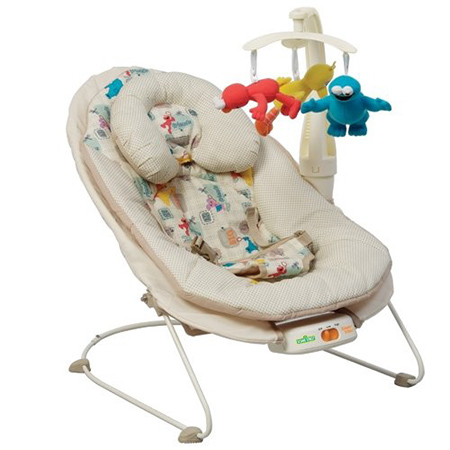 Charleston Babys Away-Bouncy Seat
