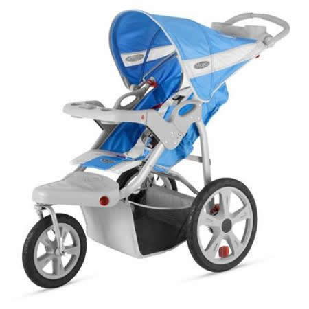 Charleston Babys Away-Jogging Stroller – Single