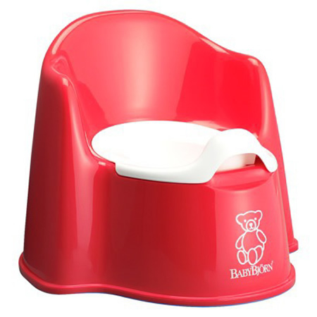 Charleston Babys Away-Potty Chair