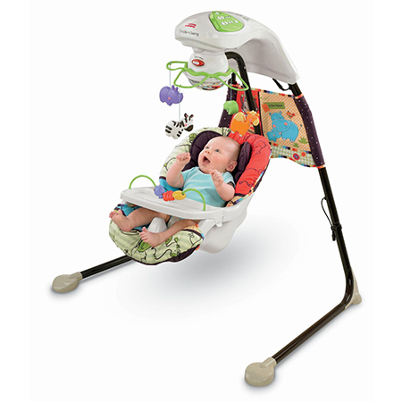 Charleston Babys Away-Swing