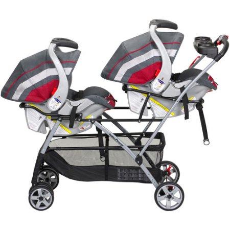 Snap-N-Go Universal Double Stroller 2